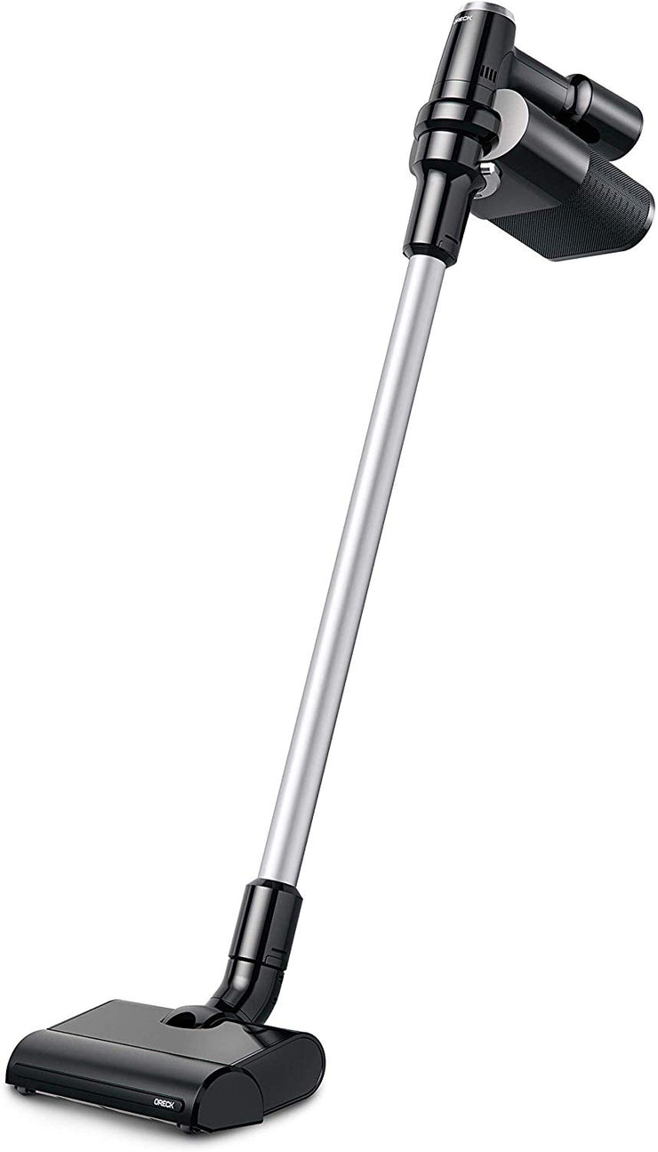 Oreck Lightweight POD Cordless Stick Vacuum Cleaner, Bagged, Rechargeable, Black
