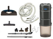 Vacuflo 260 Complete Central Vacuum Package with Riccar L7 Power Head