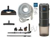 Vacuflo 466Q Complete Central Vacuum Package with Riccar L7 Power Head