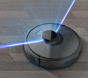 Automated Robot Vacuum Cleaner with Programmable Mapping