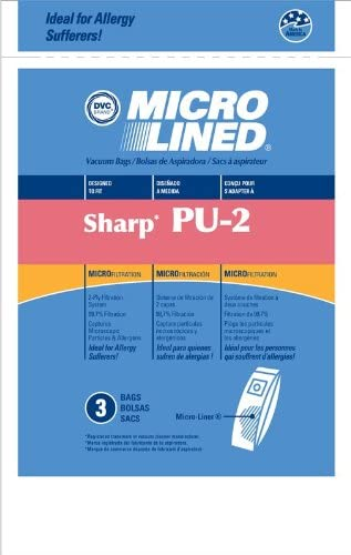 Sharp PU-2 Bags