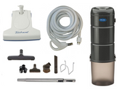 Vacuflo 466Q Complete Central Vacuum Package with Turbocat Head
