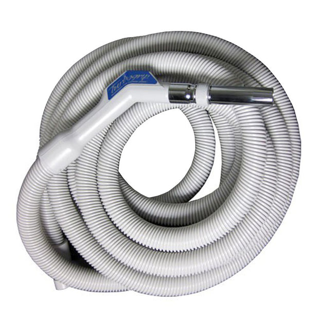 Vacuflo TurboGrip Low Voltage Hose for Central Vacuum Systems - 35'