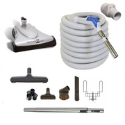 Vacuflo Turbocat Zoom & TurboGrip Hose Attachment Kit for Central Vacuum Systems