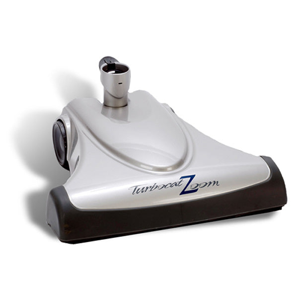Vacuflo Turbocat Zoom Central Vacuum Powerhead, Model 8702 - Platinum Turbo Cat