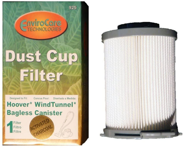 EnviroCare Pleated HEPA Filter for Hoover Windtunnel Bagless Canister Vacuum