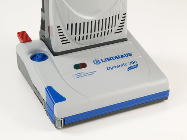 "Lindhaus Dynamic 380 Ultra Light Commercial Vacuum Cleaner 15"" Cleaning Width"