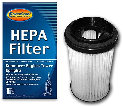 EnviroCare Replacement HEPA Vacuum Filter for Kenmore Bagless Tower Uprights