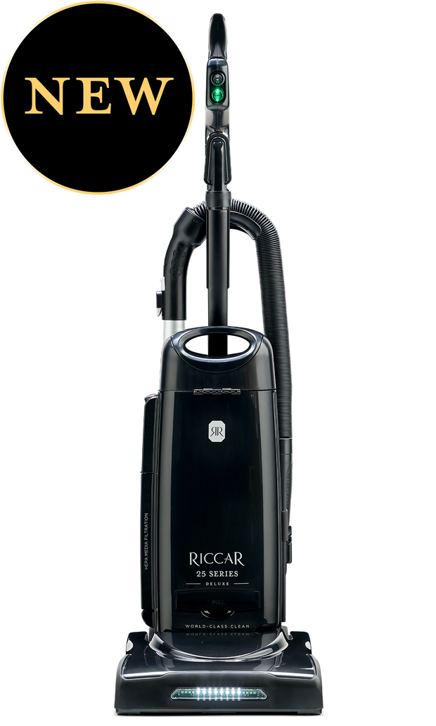 Riccar R25D Deluxe Clean Air Upright
