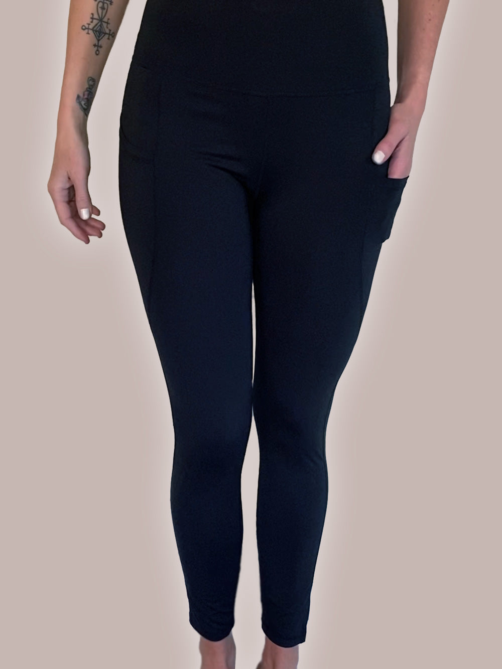 The Bella Light - Our All Around Go-To Legging In a Lighter Weight Fabric