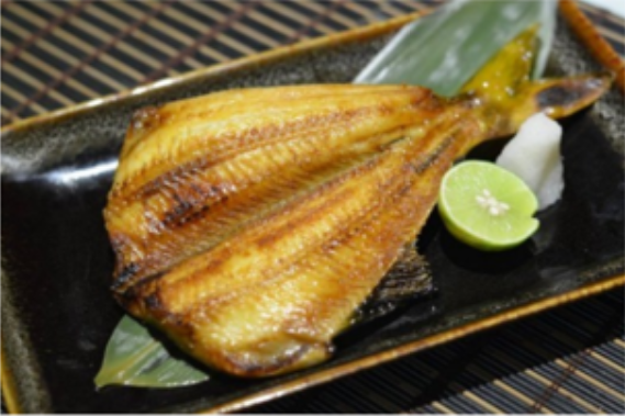 縞ホッケ Semi-Dried Atka Mackerel Fillet