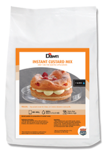 Instant Star Custard Mix