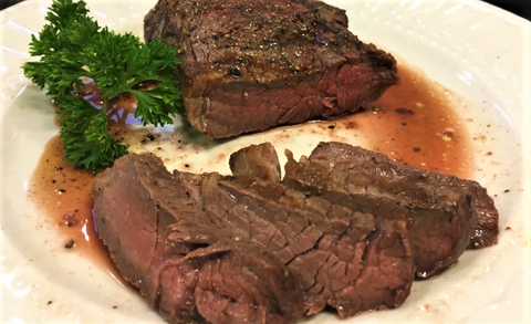 Top Sirloin, Steak Cut, USDA Choice
