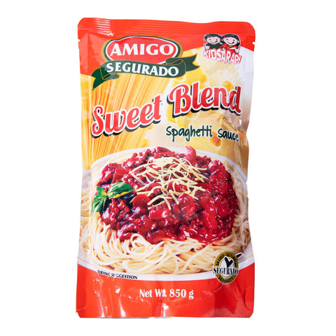 Spaghetti Sauce, Sweet Blend Style, 850g