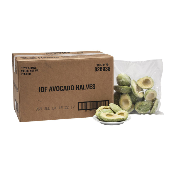 Harvest Fresh Avocados – Avocado Halves
