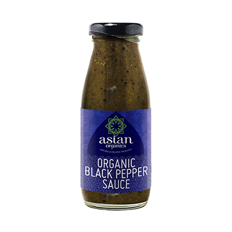 Black Pepper Stir Fried Sauce
