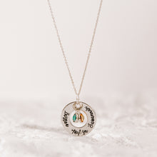 Load image into Gallery viewer, Mother/Grandmother Pride Necklace