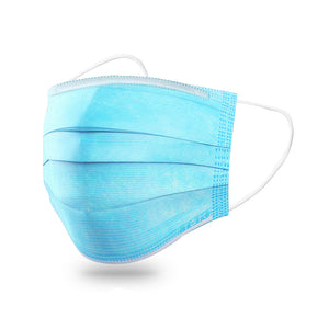 Disposable Personal Protective Face Masks