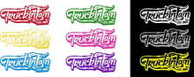 Load image into Gallery viewer, Truckinfam Decal
