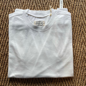 Bowery - Light Sweat Blanc