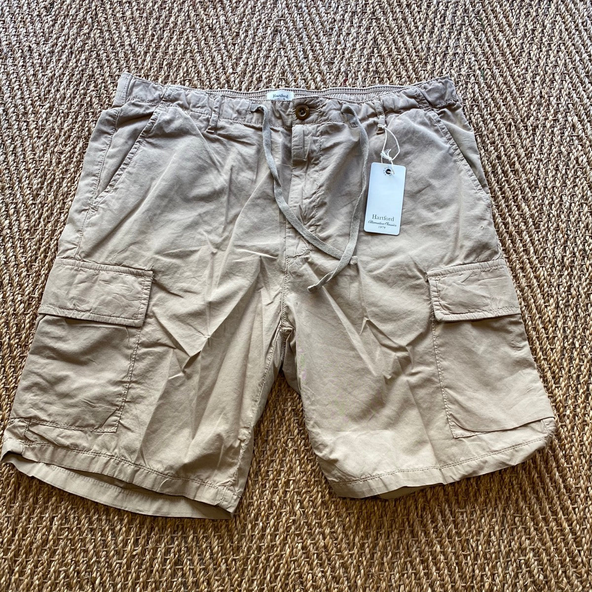 Hartford - Short Beige