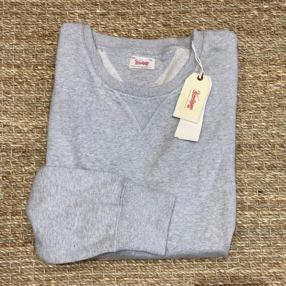 Vintage 55 - Grey Sweat