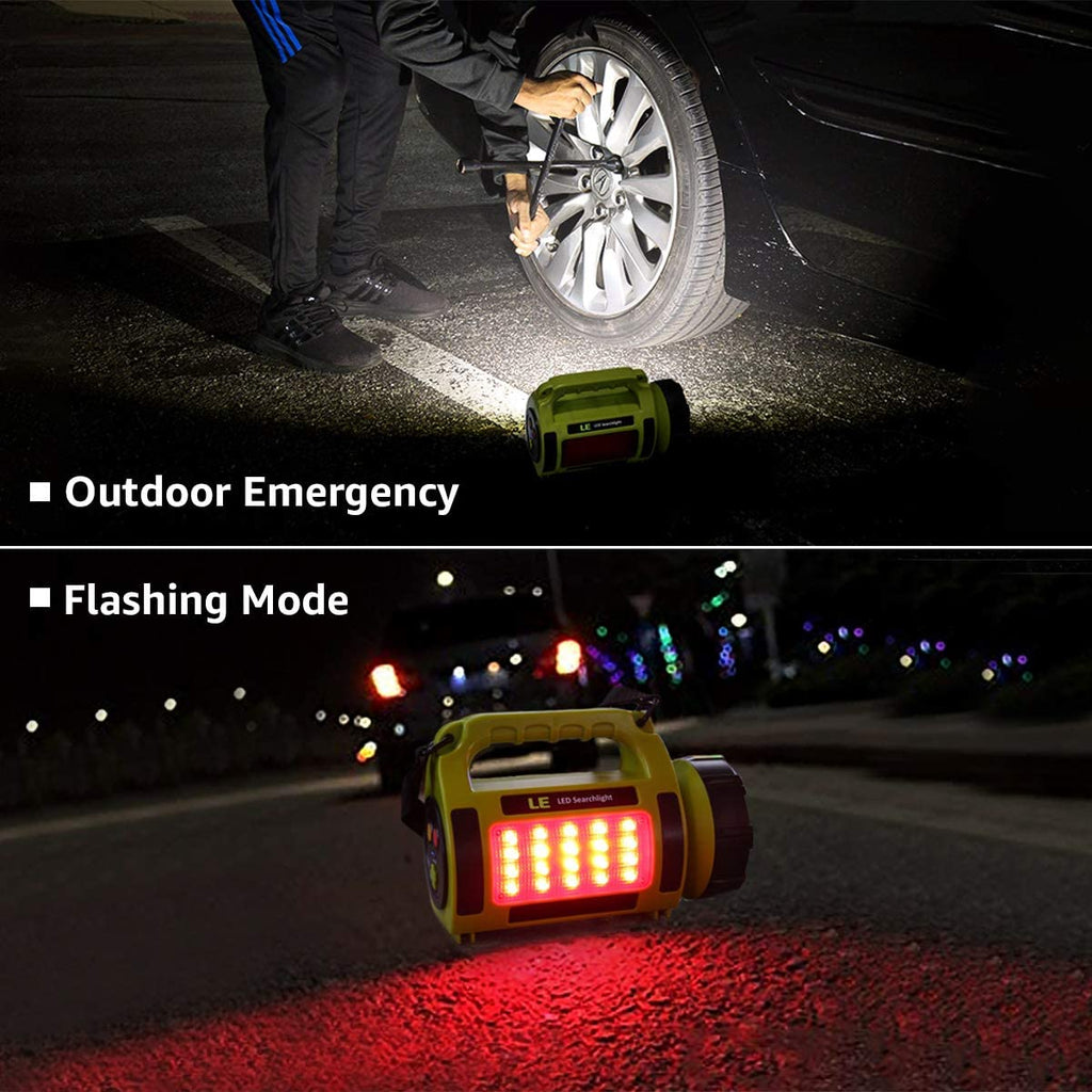 LE Rechargeable LED Camping Lantern 1,000 lumens