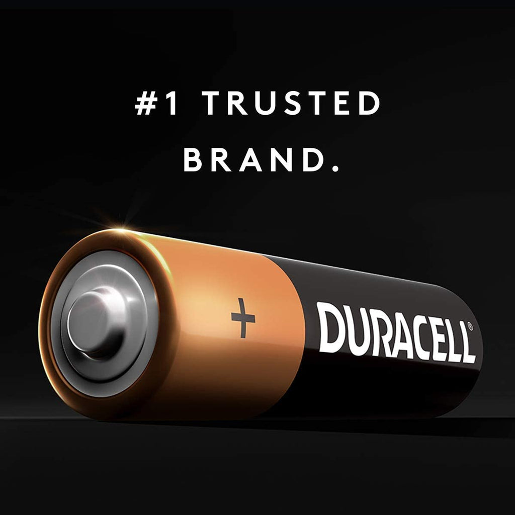 Duracell - Rechargeable AA Batteries 4 count
