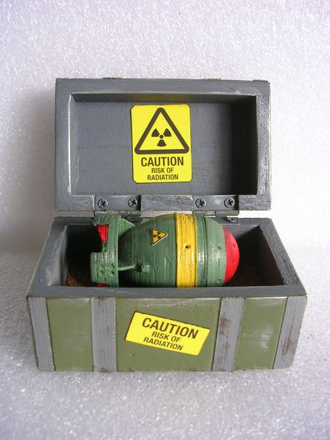 NUCLEAR DISASTER KIT