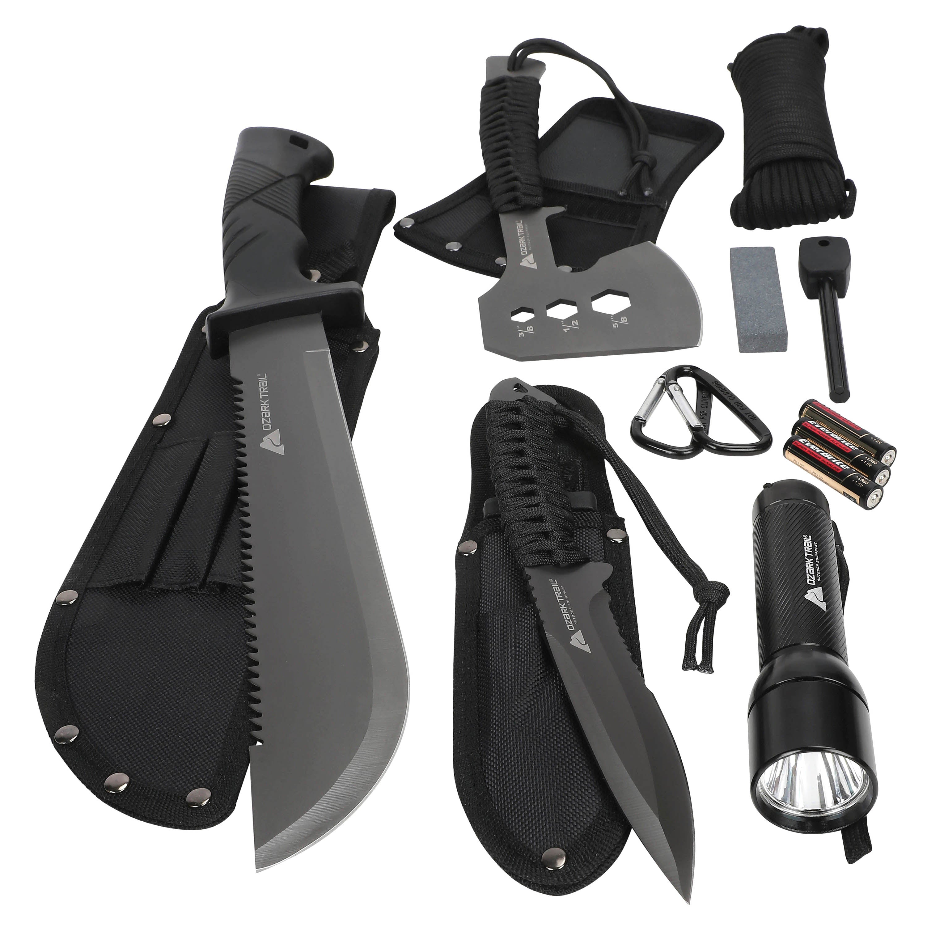 Ozark Trail 12-Pack Camping Tool Set