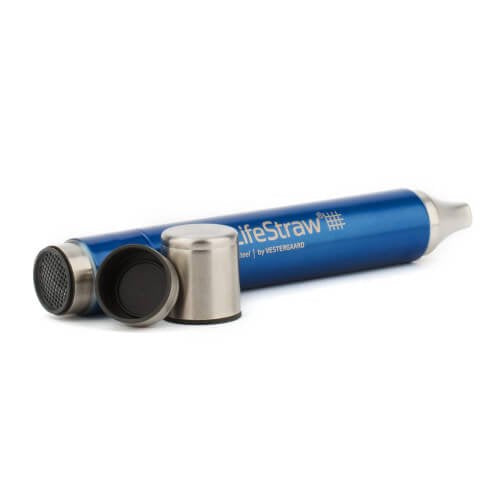 Lifestraw Steel 2-Stage Personal Water Filter