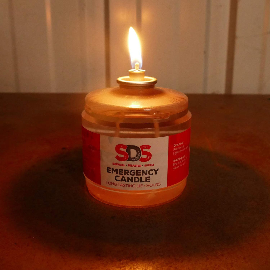Emergency Candle 115 Hours