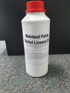 Mainland Linseed Oil (Boiled)