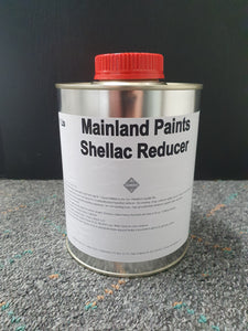 Mainland Shellac Reducer