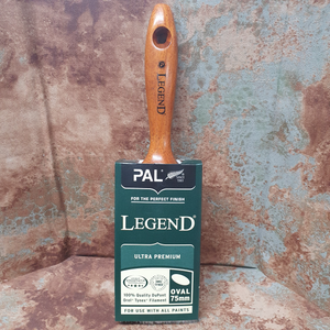 PAL Legend Oval Brush