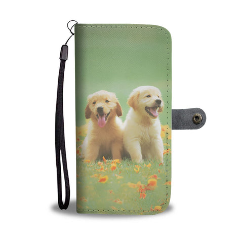 Turn Your Cute Puppy Photo Into An Amazing One-Of-A-Kind Smartphone Wallet Case - Smartphone Wallet Cases