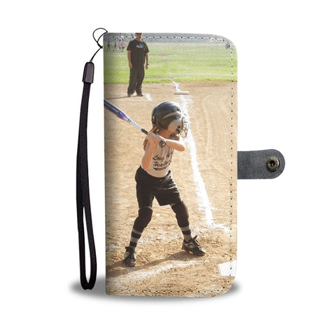 Turn Your Favorite Sports Photo Into A Custom Design Smartphone Wallet Case - Smartphone Wallet Cases