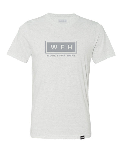 Unisex WFHWear Authentic Logo Crew T - WFHLIFE.com