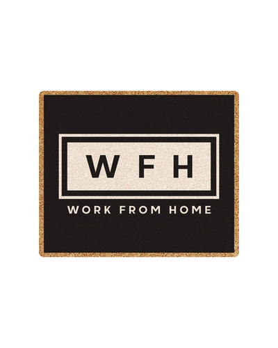 WFHWorkspace Eco Cork Mousepad - WFHLIFE.com