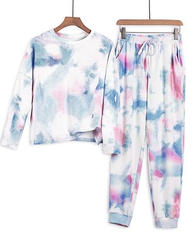 Women's L/S Light Loungewear Set - WFHLIFE.com