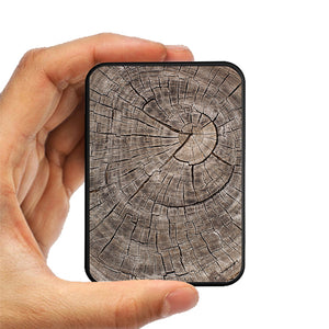 Tree Stump Power Bank