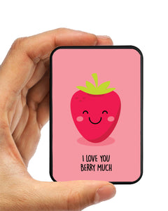 Berry Much Power Bank