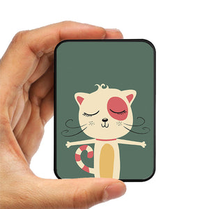 Cartoon Cat Power Bank