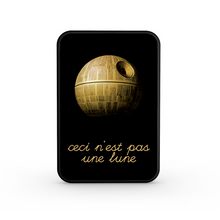 Load image into Gallery viewer, Death Star Power Bank