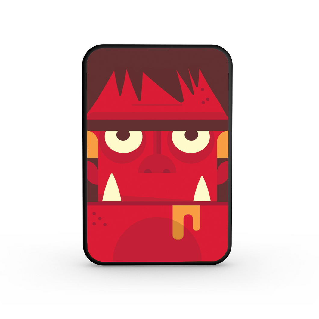 Red Orc Power Bank