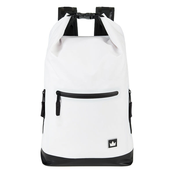 Graneberg Backpack The Friendly Swede White