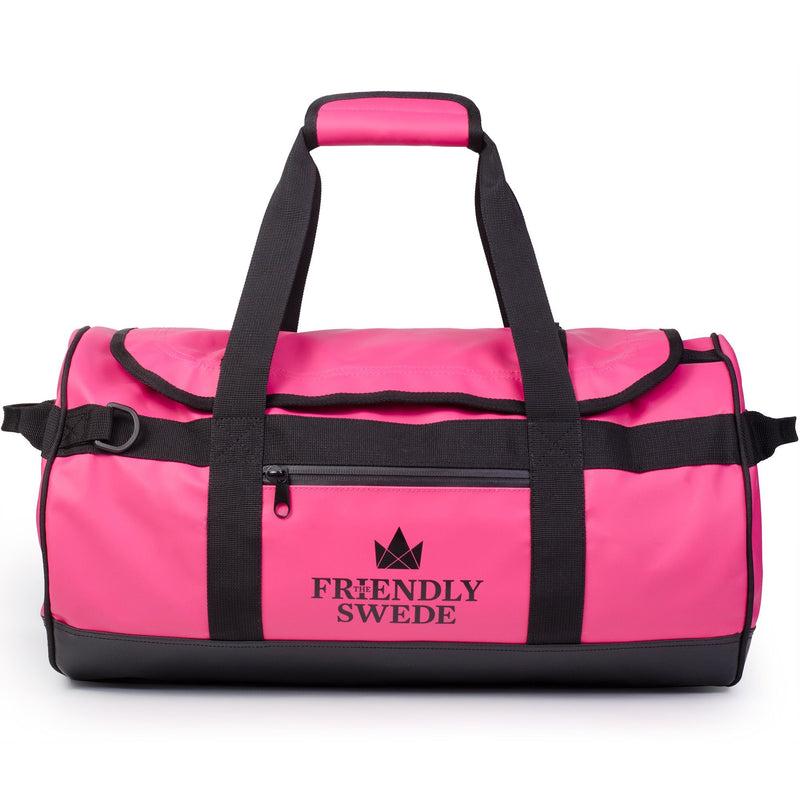 Sandhamn Duffel 30L The Friendly Swede Pink