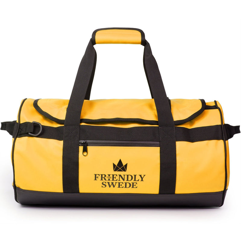 Sandhamn Duffel 30L The Friendly Swede Yellow
