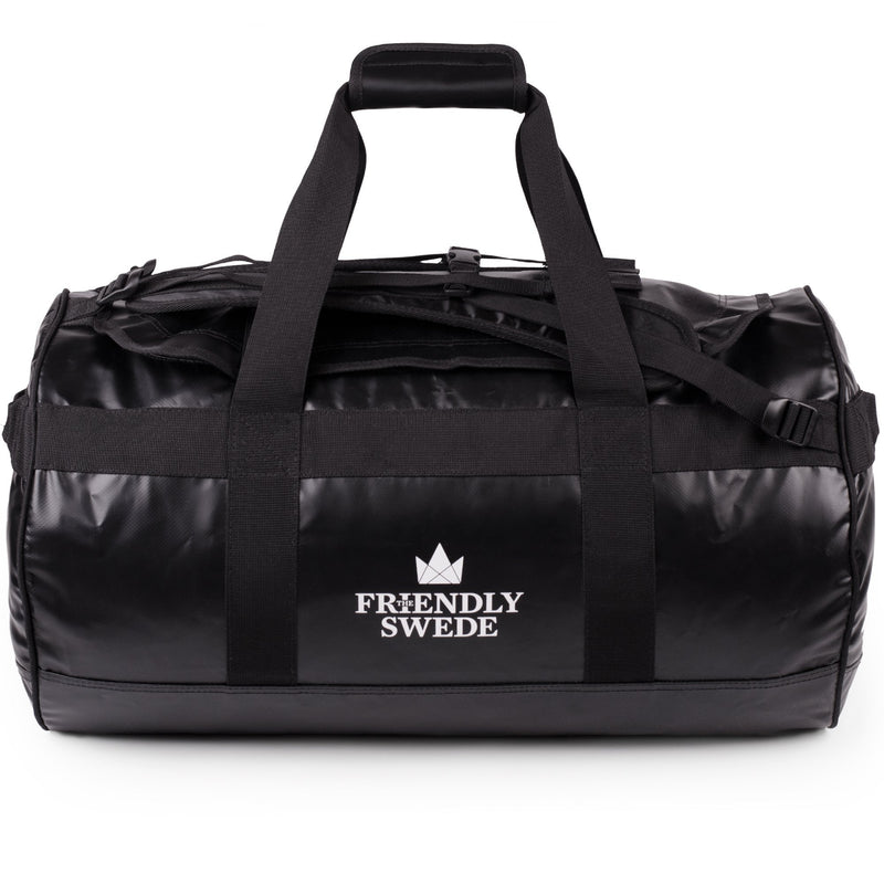 Sandhamn Duffel 60L The Friendly Swede Black