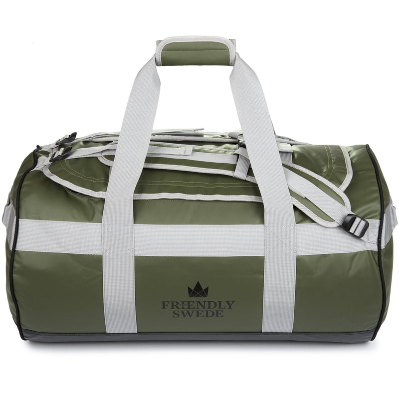 Sandhamn Duffel 60L The Friendly Swede Green